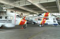 Baza I Wydziału Lotniczego SG
