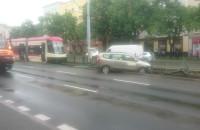Wyciąganie taxi z torów