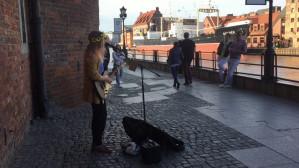 Muzyka na Trakcie Królewskim i Długim Pobrzeżu