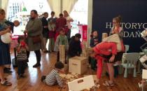 Szanty i zabawy dla dzieci na Baltic Sail