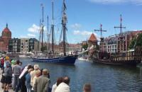 Baltic Sail parada żaglowców
