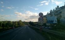 Przygotowania do przebudowy ul....