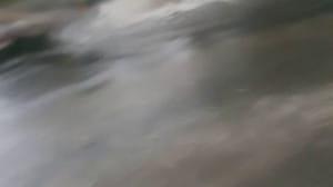 Gdynia ul. Wielkopolska - studzienki wybijają