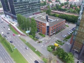 Ostatnie tygodnie budynku GWO przy Grunwaldzkiej 413