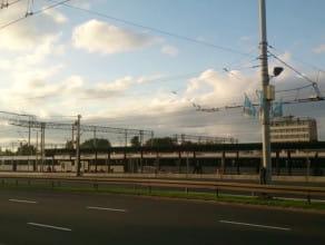 Wstrzymanie ruchu pociągów w Gdyni