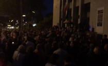 Protest przed Sądem Rejonowym w Gdyni...