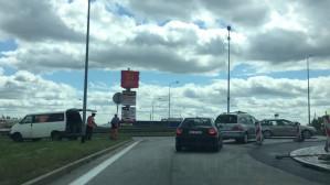 Pas do prawoskrętu na Słowackiego