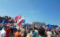 Lech Wałęsa w Gdańsku 22 lipca Gdańsk