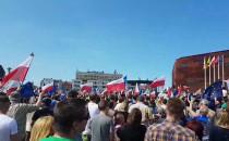 Lech Wałęsa Protest Gdańsk