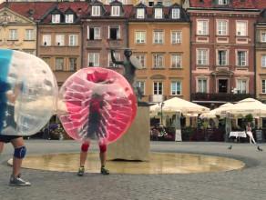 Bubble Football Gdańsk