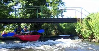 Reda, rzeka o różnorodnym krajobrazie