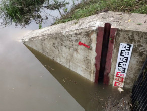Stan wody systematycznie opada - Kartuska