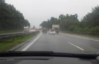 Obwodnica w stronę Gdańsk od Osowy do Karczemek przejezdna