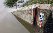 Stan wody systematycznie opada - zbiornik...