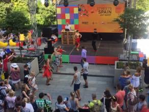 Streets of Spain - warsztaty taneczne