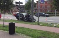 Wypadek na Podwalu Grodzkim w Gdańsku