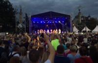 Sound'n'Grace i Ania Dąbrowska na rozpoczęcie Jarmarku