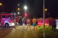 Skutki wypadku na Drodze Zielonej