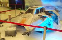 Kosmiczne pojazdy i bohaterowie Gwiezdnych Wojen
