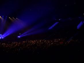 Wejście na koncert Jean-Michel Jarre'a