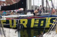 Jachty przypłynęły do gdańskiej Mariny