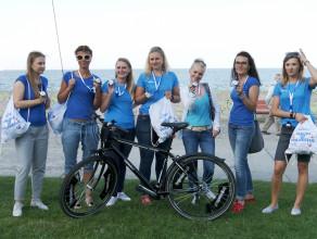 Akcja rowerowa w Gdyni