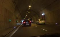 Koniec utrudnień. Tunel w kierunku...
