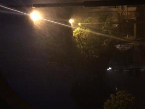 Burza w Sopocie