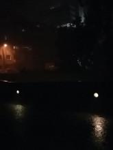 Mocna ulewa nad Gdynią