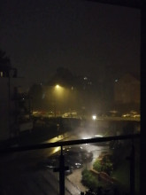 Burza na Przymorzu