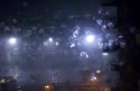 Burza z Albatros Towers na Przymorzu