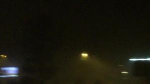 Szalejąca burza na Przymorzu