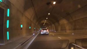 Korek w tunelu pod martwą Wisłą
