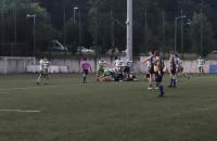 Ostatnie sekundy meczu Arka - Lechia