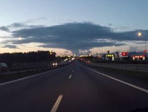 Dzisiejsza chmura jak bomba atomowa