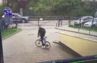 Kradzież roweru we Wrzeszczu