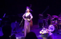 Krystyna Durys na Ladies'Jazz