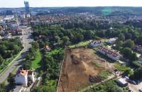 Nowe osiedla przy Parku Oliwskim