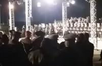 Beata Szydło na obchodach 78. Rocznicy Wybuchu II wojny św. na Westerplatte