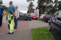 Wypadek kilku aut na ul. Morskiej