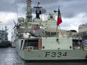 Okręty NATO w gdyńskim porcie