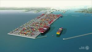 Port Gdynia 2030 Animacja