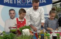 Warsztaty kulinarne z Mateuszem Gesslerem