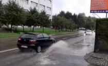 Biada pieszym na ul. Sobieskiego. Bez...