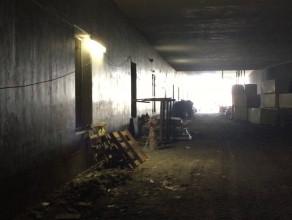 Wnętrza nowego tunelu pod Forum Gdańsk