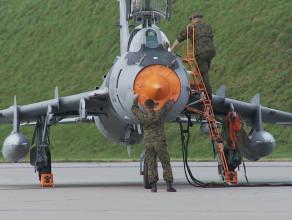Samoloty szturmowe Su-22