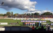 Stadion żużlowy przed meczem Wybrzeże -...