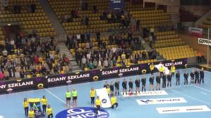 Hymn Ligi Mistrzyń w Gdyni