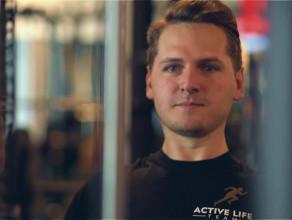 FIlm promocyjny dla firmy Active Life z Gdańska
