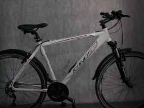 Prezentacja jednego z rowerów firmy KANDS